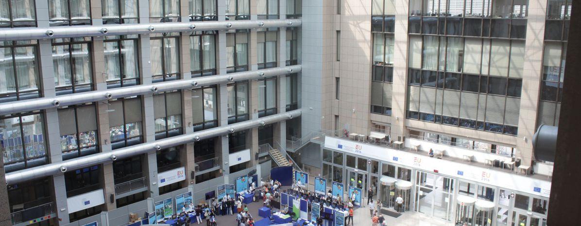 Image for Europatag 2016: Tag der offenen Tür der EU-Institutionen in Brüssel gut besucht