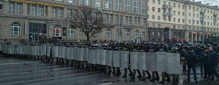Image for Mobilitazioni civili in Bielorussia: la repressione torna protagonista