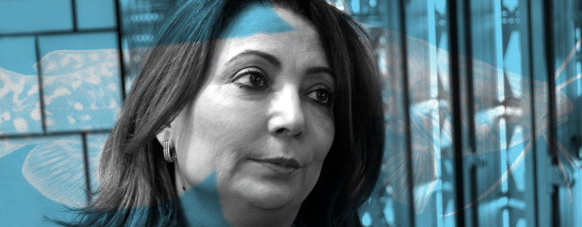 """Image for Wided Bouchamaoui: """"Nobelpreis für Europa - warum nicht?"""""""