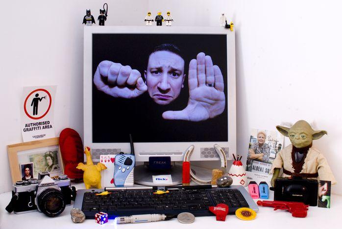 """Image for Birgitta Jonsdottir y """"el paraíso de la información"""""""