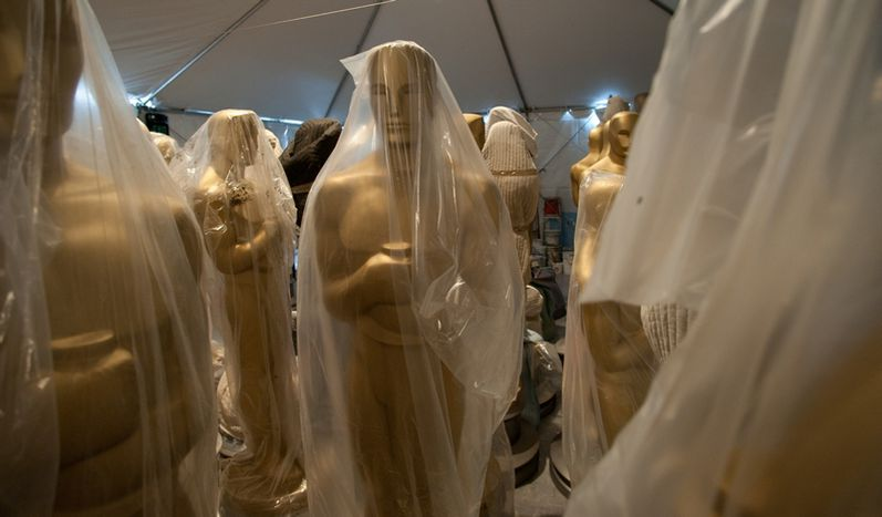 Image for The Oscars, what a let down, blah blah