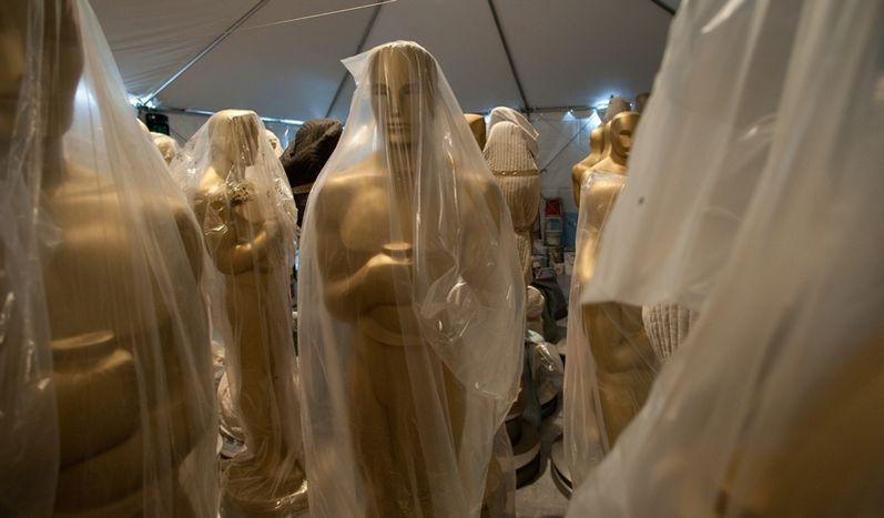 Image for Los Oscars: un engaño de película
