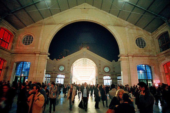 Image for París se dobla en 104 por la cultura