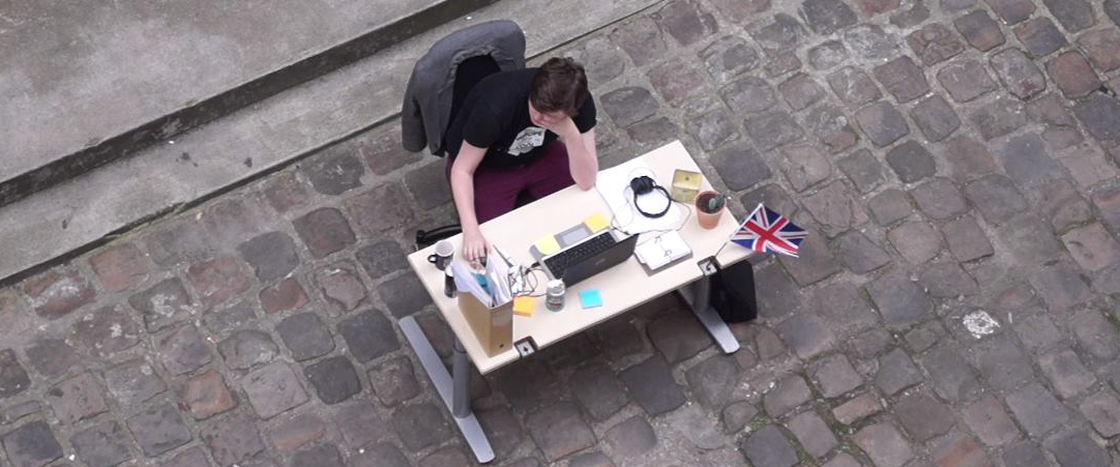 Image for [VIDEO] L'editoriale Cafèbabel post Brexit