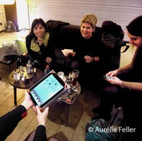Image for Les EU girl geeks, un réseau pro d'européennes du web 2.0