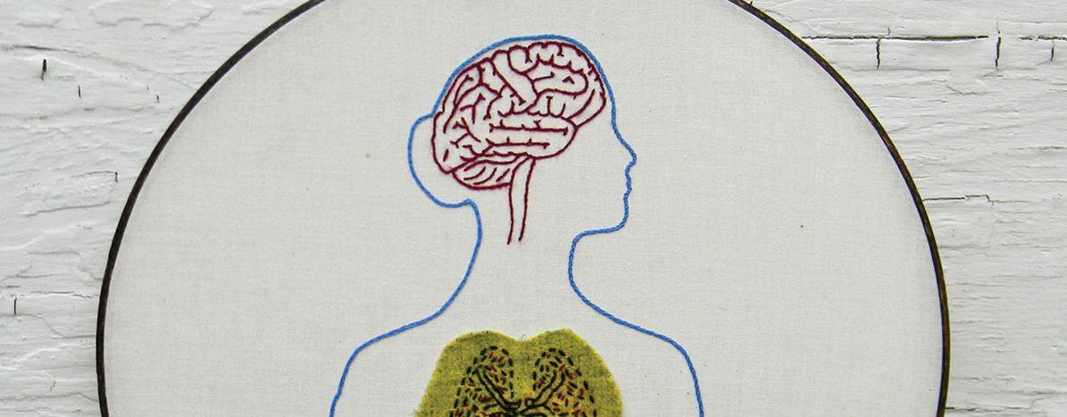 Image for Geografia mózgu - gdzie powstaje mowa?