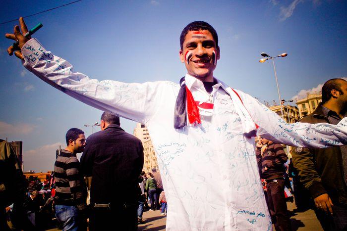 Image for Egitto, Tunisia, Libia: la ribellione è irreversibile