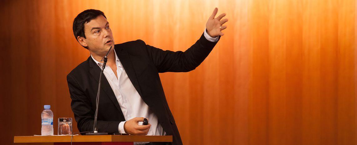 Image for Thomas Piketty ou la rockstarde l'économie