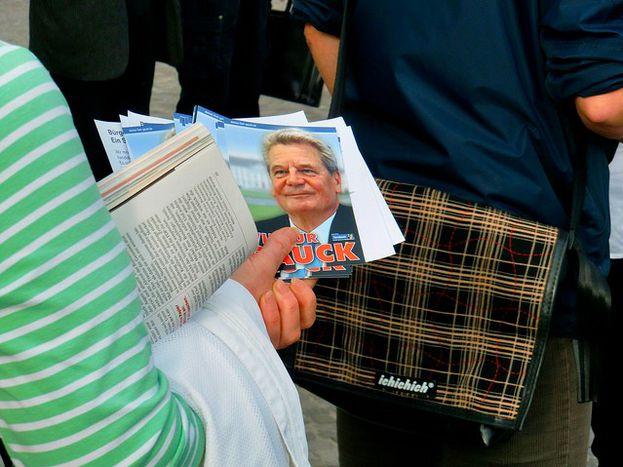 Image for Wulff geht, Gauck kommt: Der unbequeme Bundespräsident