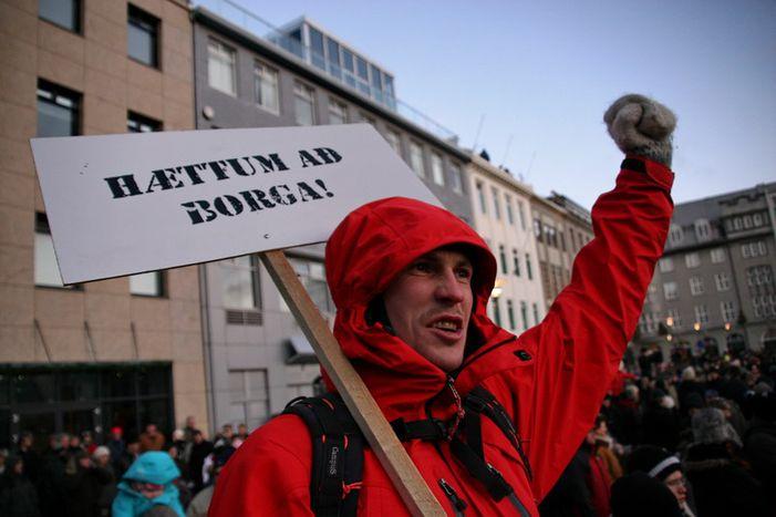 Image for Ley Icesave y referendum en Islandia: 93% para el 'No'
