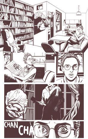 """Image for Autoras de Cómic: """"równouprawnienie to fikcja, awalka w tej sprawie jest ostro krytykowana"""""""