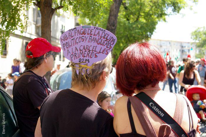 Image for 1 de Mayo. reivindicaciones del pueblo.