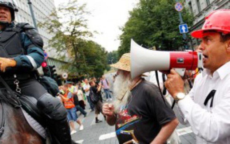Image for Derechos de los homosexualesen Lituania: 'un paso adelante, dos atrás'