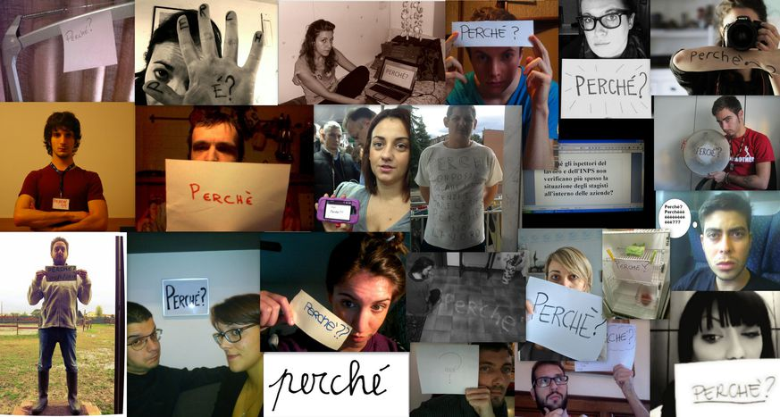 Image for Tysiące pytań w dobie kryzysu: pomysłowa inicjatywa młodych Europejczyków