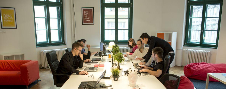 Image for Budapest: Brutkasten für Start-ups