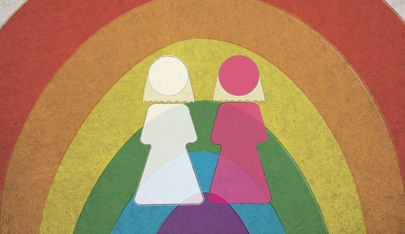 Image for Matrimonio gay: d'Irlanda, mamme e altre sciocchezze