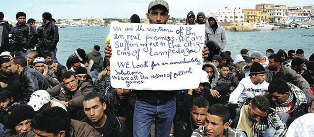 Image for L'Italie face à la forteresse européenne : opportunistes dans la diversité
