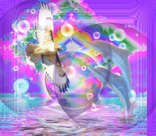 Image for Delfines colocados, peces globo y ratas adictas: una'nueva' perspectiva sobre las drogas