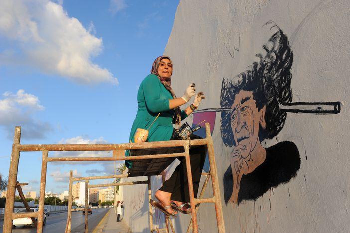 Image for Muerte de Gadafi: El alivio, el orgullo y la gloria de seis países europeos