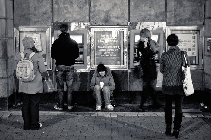 Image for A 21st century lockout: social injustice in Ireland