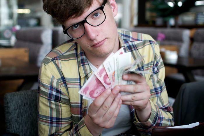 Image for Lección de Economía: ¿Joven europeo licenciado? Ve a China y ahorra