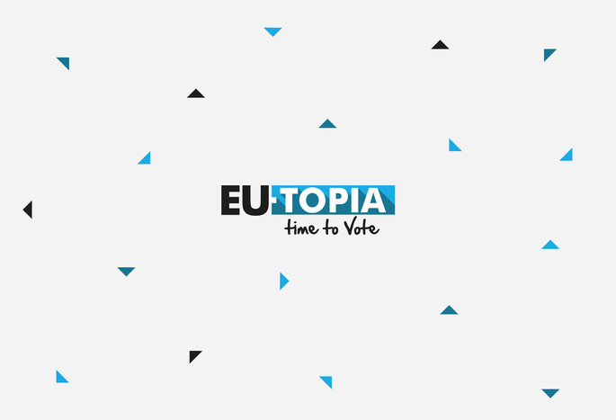 """Image for EU-TOPIA """"TIME TO VOTE"""": THE HOME STRETCH!"""