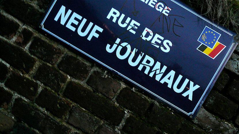 Image for Europas Medien pfeifen auf Belgien