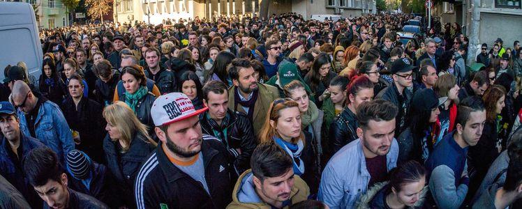 Image for Colectiv Club: l'étincelle du changement en Roumanie