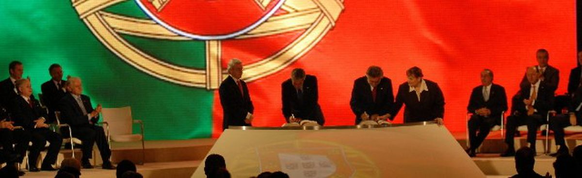 Image for Confusion over the future of the Lisbon treaty
