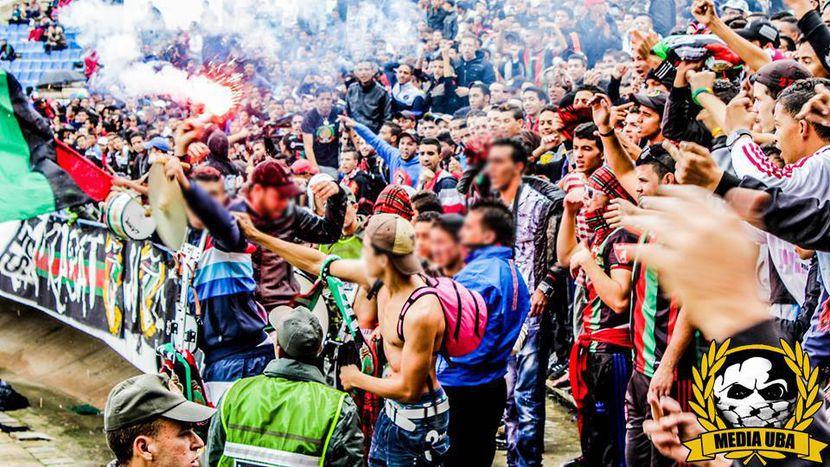 Image for Marokańscy ultrasi: od kołyski aż pogrób, jedno miasto, jeden klub