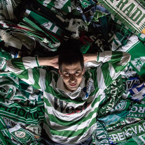 Image for Hungarian football: The business,the violence,the love of the game