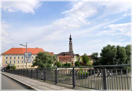 Image for Museum, Pilgerstätte oder Supermarkt: Braunau am Inn