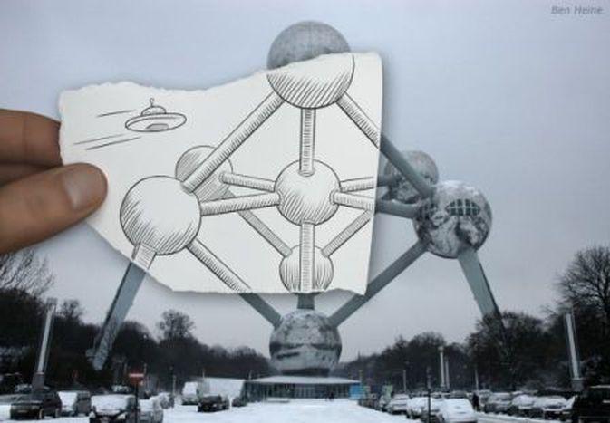 Image for Matite Vs Camera: le città europee attraverso la lente della matita