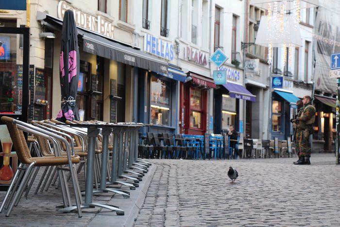 Image for BXL : la «ville-djihadiste» devient «ville-morte» (2/2)