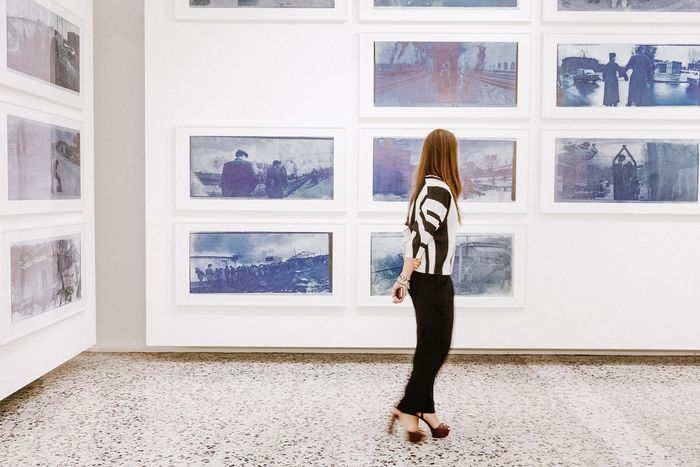 Image for CAMERA in Turin: mehr Fotografie, weniger Selfies
