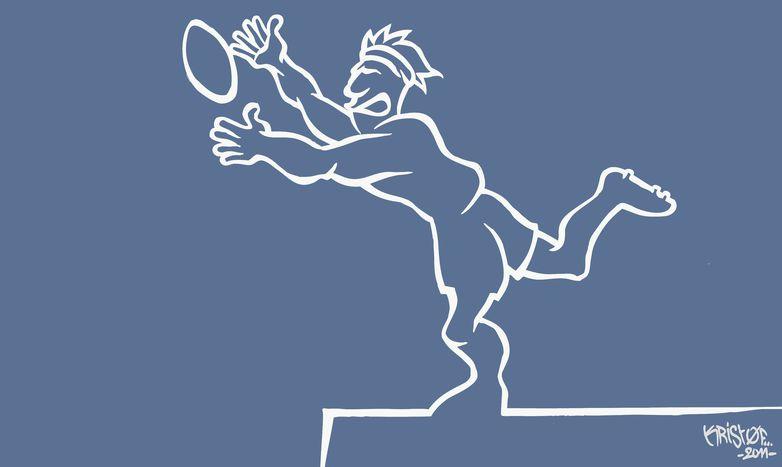 Image for Coupe du monde de rugby 2011 en Europe : il faut vous faire un dessin ?