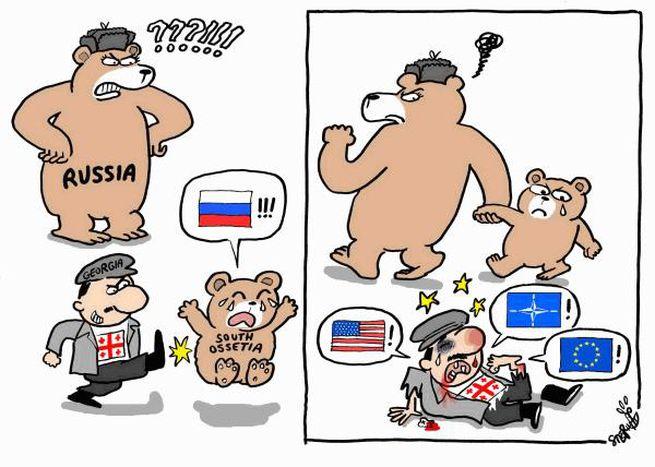 Image for Il conflitto nel Caucaso nei blog europei
