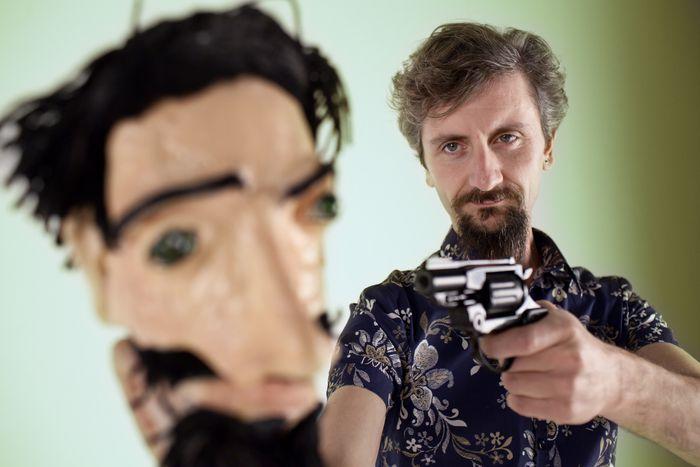 Image for Ascanio Celestini, conteur et acteur : « Plus besoin de relations humaines »
