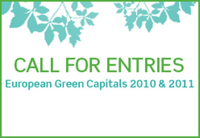 Image for Premio Capital Verde Europea
