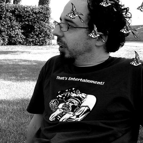 """Image for Gianluca Costantini: """"In den 70ern war Sex das Hauptthema des 'underground comics' - jetzt ist es Politik"""""""
