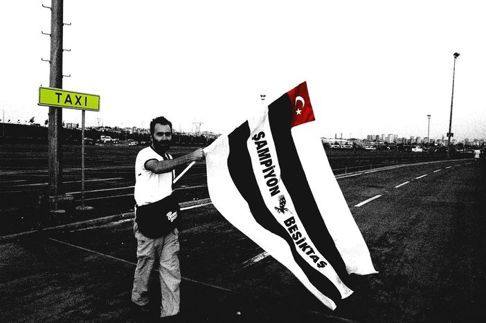 Image for Being a Beşiktaş football supporter in Istanbul