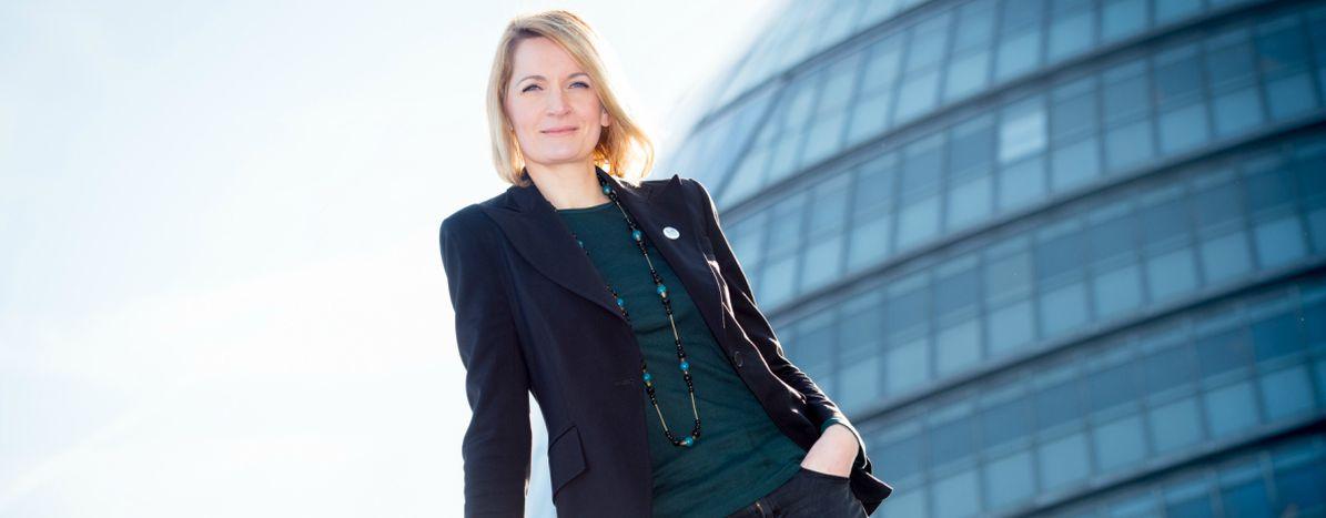 Image for Sophie Walker : la femme qui marche sur la politique anglaise