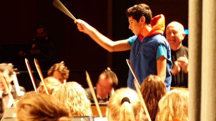 Image for [fre] Einklang in der EU? Das European Union Youth Orchestra zeigt wie