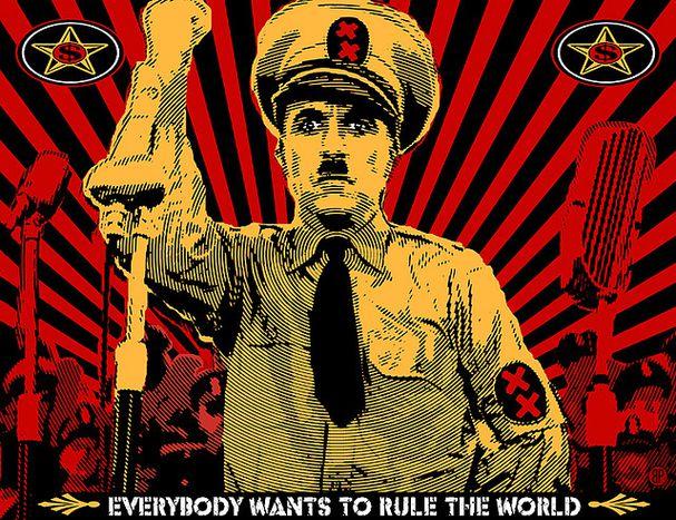 Image for Hitler a Hollywood: il complotto USA contro il cinema europeo
