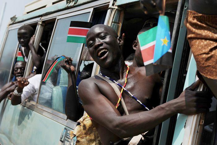 Image for Estado en construcción: Sudán del Sur cimienta su independencia