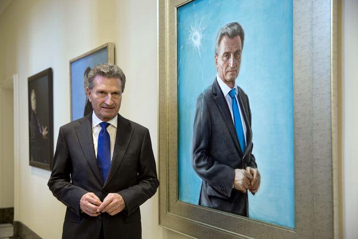 Image for OettingersHochzeit mit Petryund einTodesfall