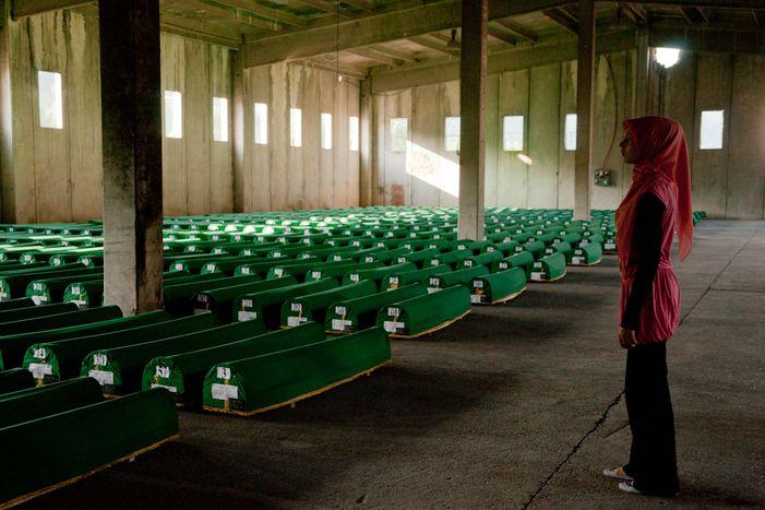 Image for « Dans l'utérus de Srebrenica »: le documentaire d'un génocide
