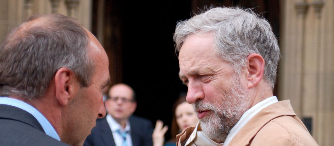 Image for Jeremy Corbyn: Labour's saviour or its demise?
