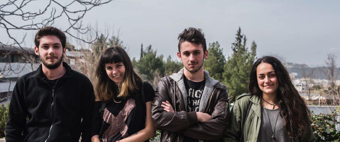 Image for Grecia: losdestinos cruzadosde la juventud antela crisis