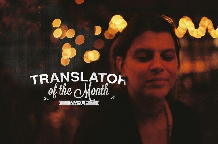 Image for Émilie, la traductrice du mois
